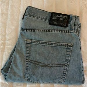 Signature 5-pocket Levi's slim jeans S37 36x30